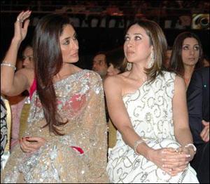Bollywood Sisters : Karisma Kapoor & Kareena Kapoor