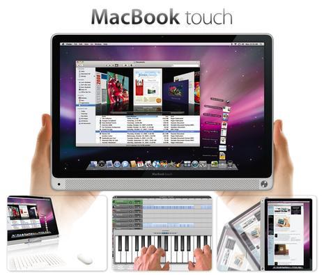 macbook-touch2 Un Tablette Tactile pour tous les budgets