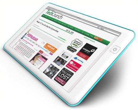 firefox_tablet1 Un Tablette Tactile pour tous les budgets