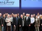 Disney/Pixar projets jusqu'en 2012