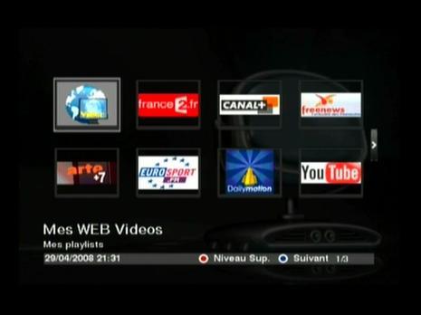 HomePlayer 1.5.6 (inclus Community VOD)