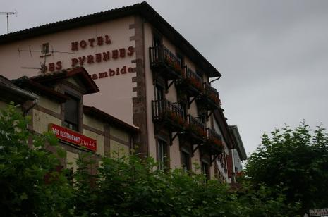 Au c ur des pyr n es saint jean pied de port d couvrir - Hotel des pyrenees saint jean pied de port ...