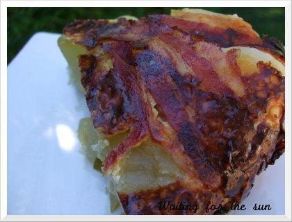 Gateau de pomme de terre froid