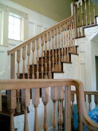 un escalier magnifique paperblog. Black Bedroom Furniture Sets. Home Design Ideas