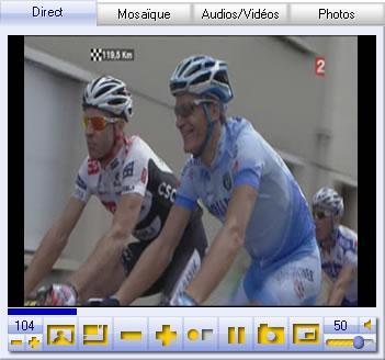 ADSLTV : La télévision sur votre PC en version 1.99 ++