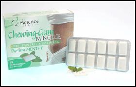 Chewing gum coupe faim minceur anti fringale r gime - Couper la faim sans manger ...
