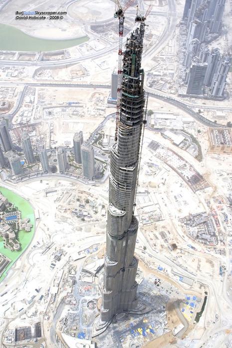 Burj duba la plus grande tour du monde paperblog for Les plus grandes tours du monde