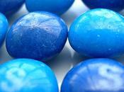 Menu tout bleu
