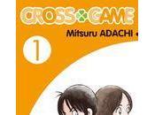 Première édition Prix Tam-Tam Manga attribué Cross Game Vol.1