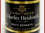 Point note Champagne (Ch. Heidsieck, Lanson, laurent-Perrier, Mailly)