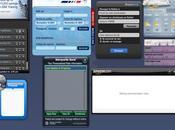 Desktop widgets quand l'expérimentation auprès Seniors