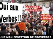 Manifestation proverbes