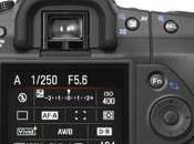 Sony nouveau reflex α200