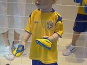 Swedish Soccer Girl