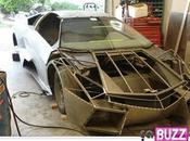 construit tout seul Lamborghini