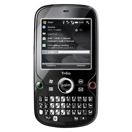 Tréo Pro vs. iPhone, un combat déjà perdu pour Palm ?