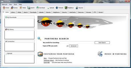 panthera p2p