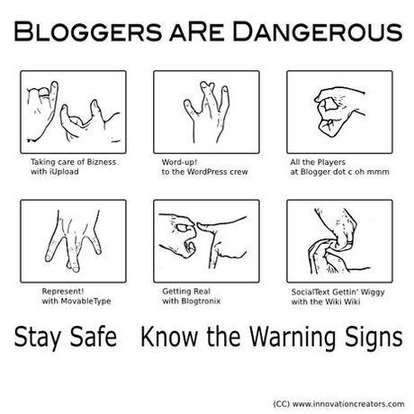 blog blogger wordpress movable type