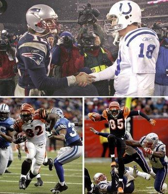 Les miettes du mardi: Les blessures de Manning et Brady inquiètent, les deux Johnson du Bengals aussi...