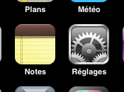 icônes dans Dock c'est possible