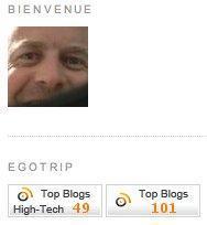 Les 50 blogs les plus influents au monde