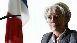 Christine Lagarde et le classement Wikio