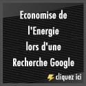 Economise de l'Energie lors d'une Recherche Google - Noiroogle.fr