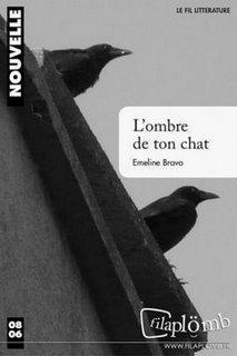 L'ombre de ton chat, par Zoridae, aux Editions Filaplomb
