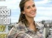 Mélissa Theuriau officialise grossesse c'est garçon