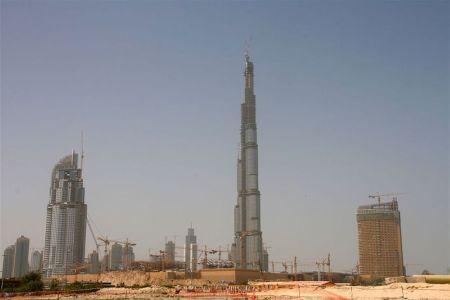 Le plus haut gratte-ciel du monde