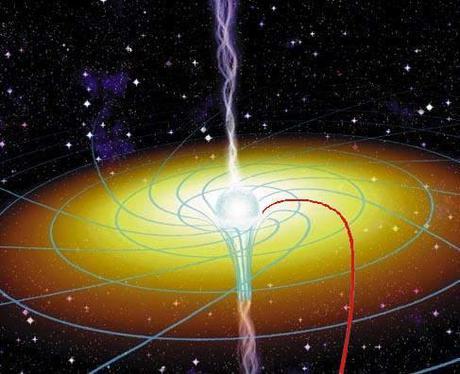 Les trous noirs : des moteurs de l'Univers ?