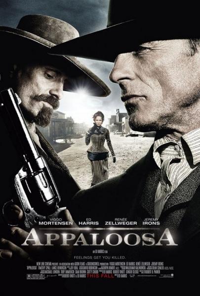 Appaloosa : trailer du western de papa
