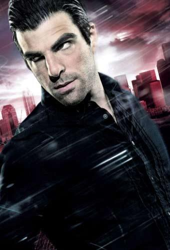 Posters Heroes Villains Gabriel 'Sylar' Gray / Zachary Quinto