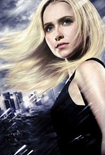Posters Heroes Villains Claire Bennet / Hayden Panettiere