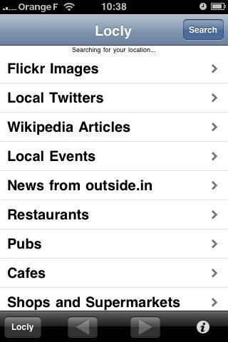 Iphone 3G : mes 10 applications préférées