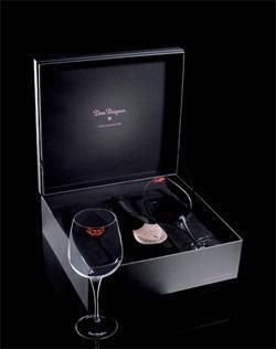Juste un baiser de Dom Pérignon…