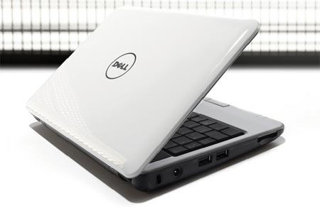 Dell Inspiron Mini 9 blanc