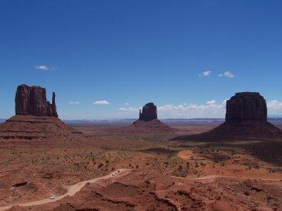 Monument Valley, le pays Navajo