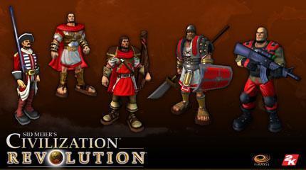 Civilization Revolution DS