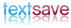 Enregistrez du texte en ligne avec Textsave