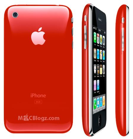 IPhone soutient RED Campaign