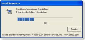 Installer Coldfusion sous Windows (Etape
