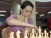 Alexandra Kosteniuk (RUS), bonne option pour couronne mondiale