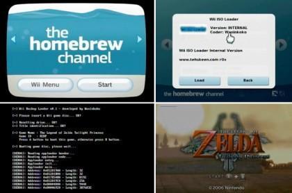 Wii Iso Loader - Les backups sans puce !