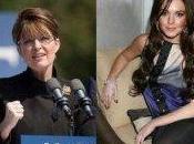 Lindsay Lohan traite Sarah Palin d'homophobe