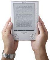 Sony Reader, le livre électronique grand public