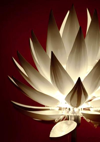 Aloe Blossom La Lampe En Fleur A Voir
