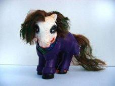 Petit Poney customisés Spippo