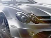 McLaren Mercedes Roadster