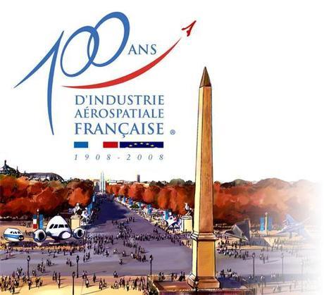La France fête ses 100 ans d'industrie aéronautique
